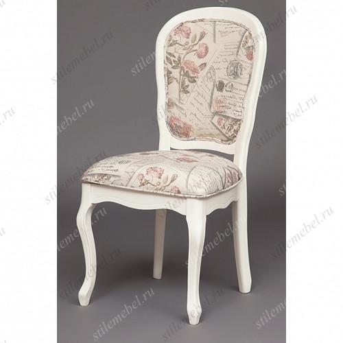 Стул с мягким сиденьем и спинкой «Эсми» (Esmee) EE-SC butter white