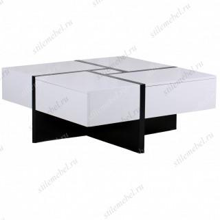 Журнальный стол MK-5804-WT цвет: White