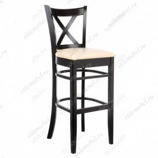 Барный стул Terra cappuccino/cream