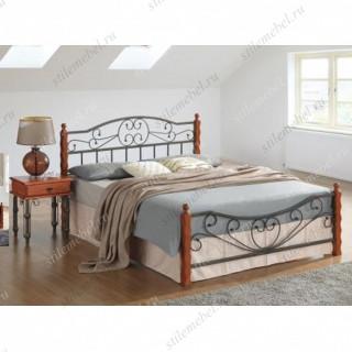 Кровать двуспальная AMOR (mod. 9226) + основание