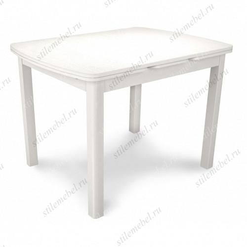 Стол обеденный Орлеан 1,7 ЛДСП белый