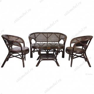 Набор мебели PELANGI (Орех)RB
