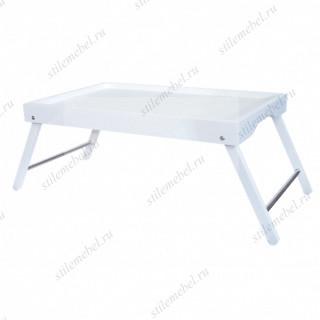 Столик-поднос Таволино белый