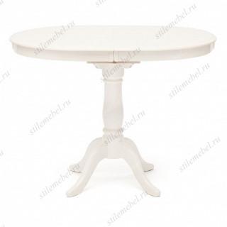 Стол обеденный SOLERNO Солерно (me-t4ex) ivory white (слоновая кость 2-5)