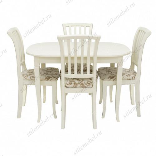 Обеденная группа стол Аризона и 4 стула Остин
