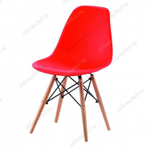 Стул Mobil Цвет: Red - пластиковый