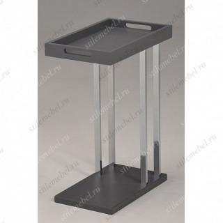 MK-2390-GR. Приставной столик со съёмным подносом