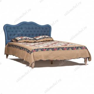 Двуспальная кровать Secret De Maison «Madonna» 6671 (Светлый индиго)