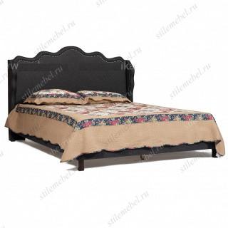 Двуспальная кровать Secret De Maison «Santa Lucia» 6777 (Серый)