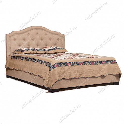 Двуспальная кровать Secret De Maison «Lorena» 6778 с подъёмным механизмом (Бежевая ткань)