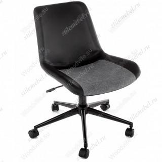 Компьютерный стул Marco черный/серый