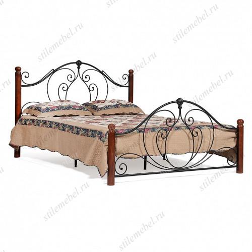 Кровать кованая «Coltano» + основание (160 см x 200 см)