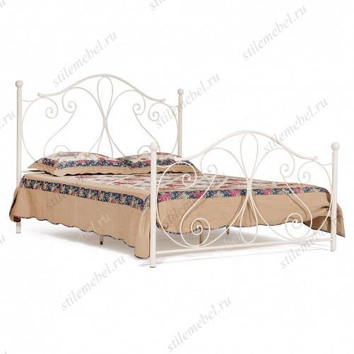 Кровать кованая Secret De Maison «Luchana» + основание (160 см х 200 см)