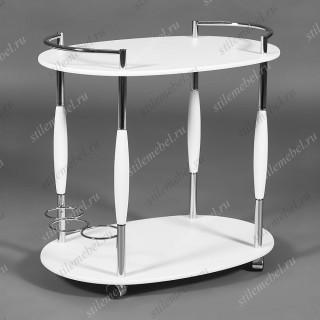 Сервировочный столик SC-5037-IVORY