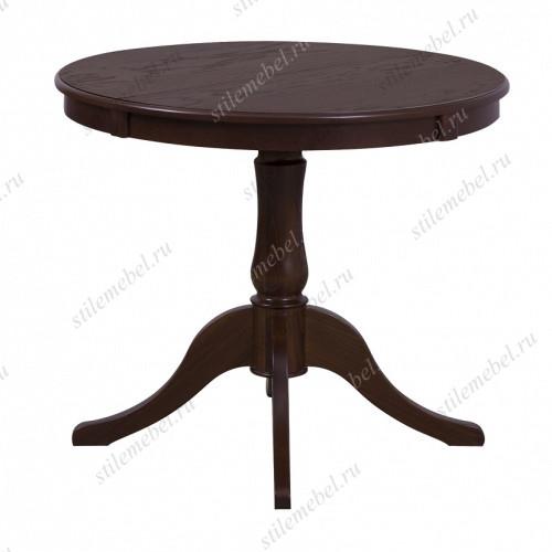 Стол обеденный Амадей орех темный