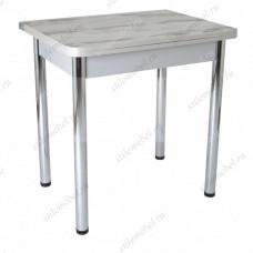 Стол обеденный ЛС-831 (Античн. глянец 15808/ ноги Хром)