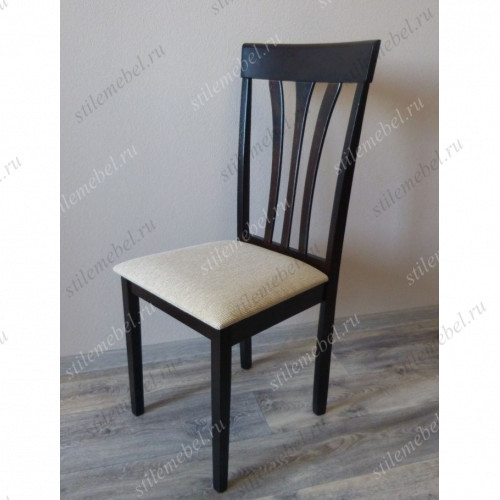 HV FRANKLIN стул обеденный, цвет CAPPUCCINO 19574/ткань 787 бежевый