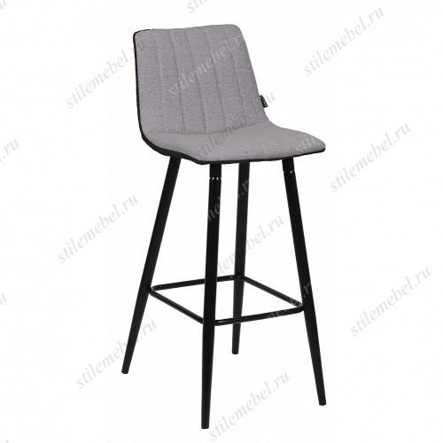 Барный стул DERRY антрацитовый меланж FC-09/ RU-08