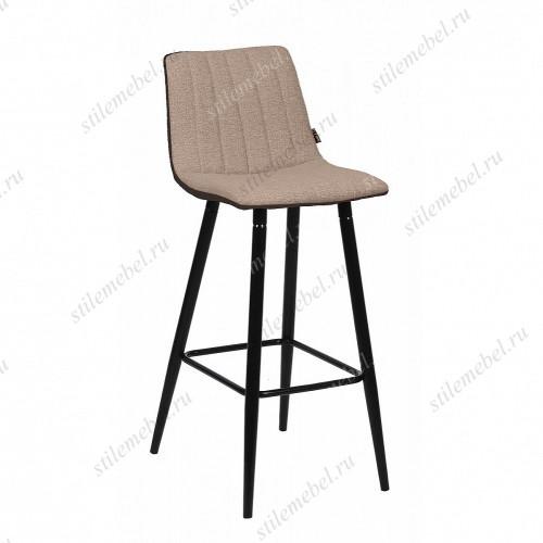 Барный стул DERRY бежевый меланж FC-05/ RU-06