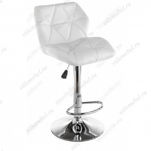 Барный стул Trio белый
