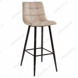 LECCO UF910-01 LATTE барный стул, велюр