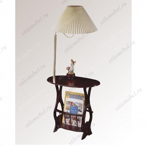Столик журнальный с лампой 1695