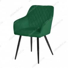 Стул BRANDY зеленый велюр G062-18
