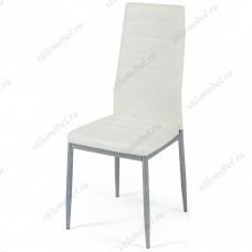Стул Easy Chair (mod. 24) слоновая кость/серый