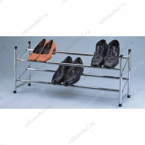 Стеллаж для обуви раздвижной A1238