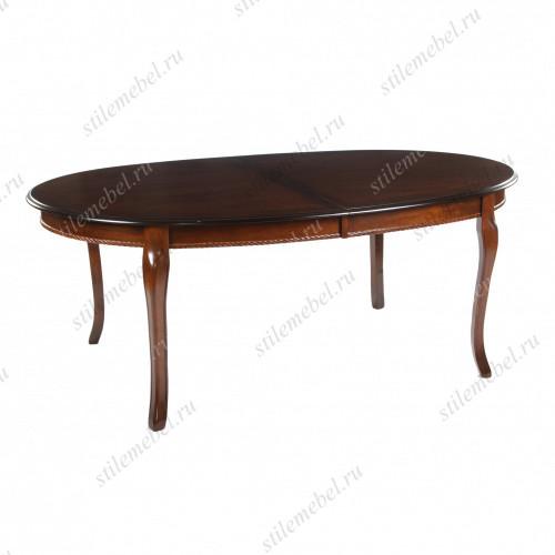 Стол обеденный раздвижной «Роял» (Royal) (Тобакко)