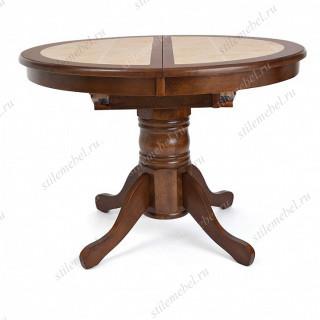 Стол обеденный раскладной СТ 4257 (Тёмный дуб )