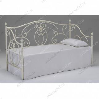 Кровать-кушетка 9910 White