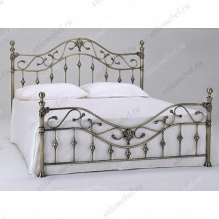 Кровать 9907 L (160) Античная бронза