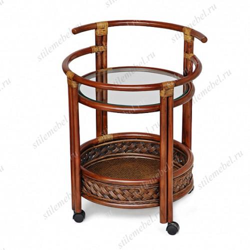 Барный столик Andrea  Pecan Washed (античн. орех)