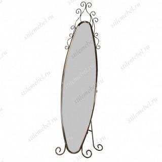 Зеркало напольное 9911 - цвет: Antique Brass MK-2202-AB