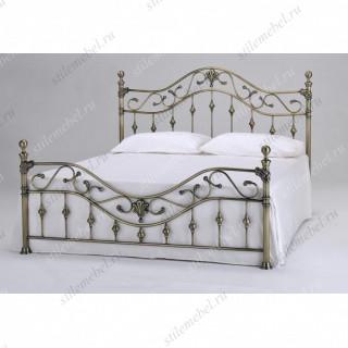 Кровать 9907 L (140) Античная бронза