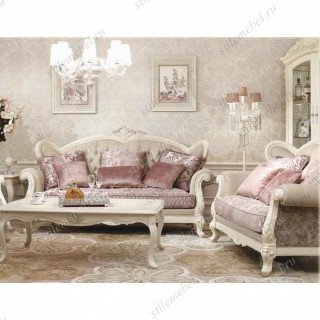 Комплект мягкой мебели Милано 8801