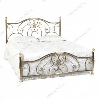 Кровать двуспальная 9701 180х200