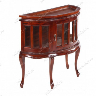 DTTHB-M. Чайный столик (массив красного дерева) Antique