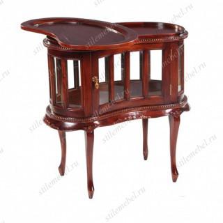 Чайный столик FO9069 Antique (вишня)