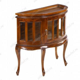 DTTHB-M. Чайный столик (массив красного дерева) NBA Pecan M