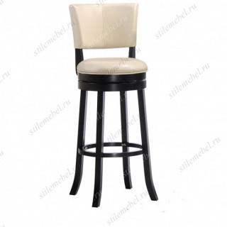 Барный крутящийся стул 9090 (Капучино)