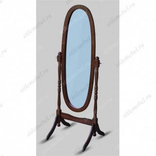 Зеркало напольное MS-8007 W (Орех)