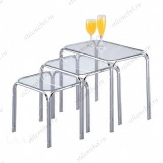 Набор кофейных столиков ЕР60129U (3 шт.)