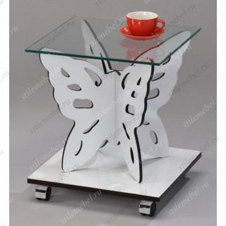 Столик кофейный SR-1122-WT