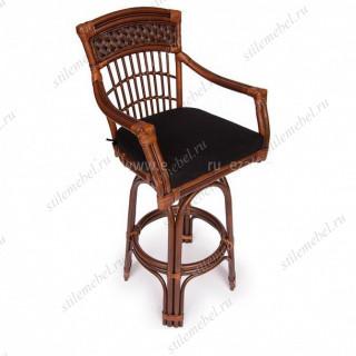 Барный стул «Андреа» (Andrea) натуральный ротанг