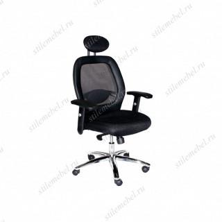 Кресло 9520 F-1 ткань черная