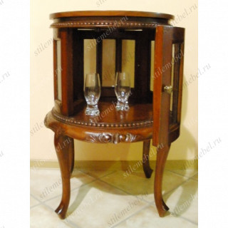 Чайный столик MJ-671  NBA Pecan (итальян. орех)