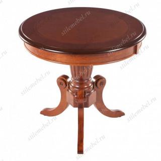 Журнальный столик круглый МО-ЕТ  MAF brown