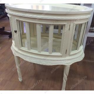 Чайный столик MJ-477 IVORY